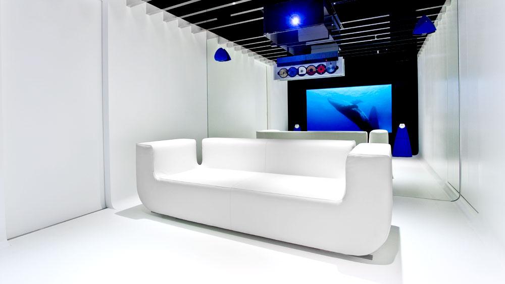 image Bang&Olufsen Roppngi White Room / バング&オルフセン 六本木 ホームシアター