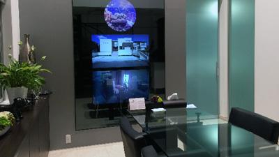 images INTELUX × マルチ画面システム