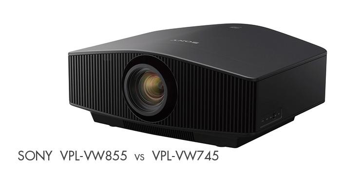image SONY VPL-VW855